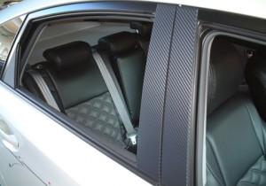 DOOR CARBON SEAT